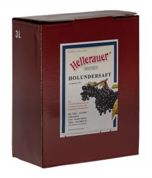 Holundersaft, 3 Liter Bag in Box