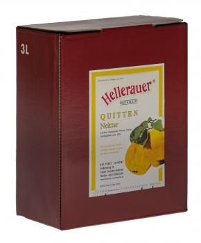Quittennektar, 3 Liter Bag in Box