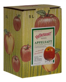 Apfelsaft klar, Bag-in-Box